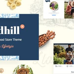 Mildhill - Organic and Food Store Theme Latest Version