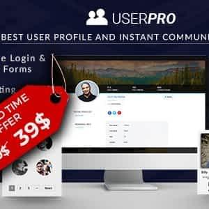 UserPro - Community and User Profile WordPress Plugin Latest Version Download
