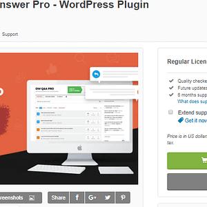 DW Question & Answer Pro - WordPress Plugin Latest Premium Version Download