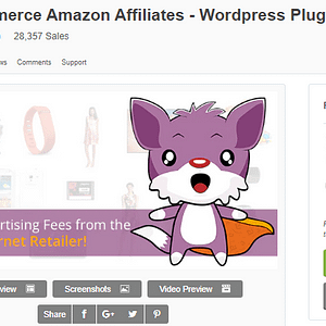 WooCommerce Amazon Affiliates - Wordpress Plugin Latest Version