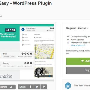 User Profiles Made Easy - WordPress Plugin Latest Version Download