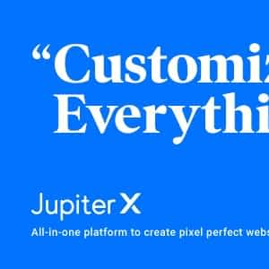 Jupiter - Elementor Multi-Purpose Theme Latest Version Download
