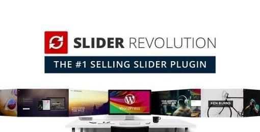 Slider Revolution Responsive WordPress Plugin free download