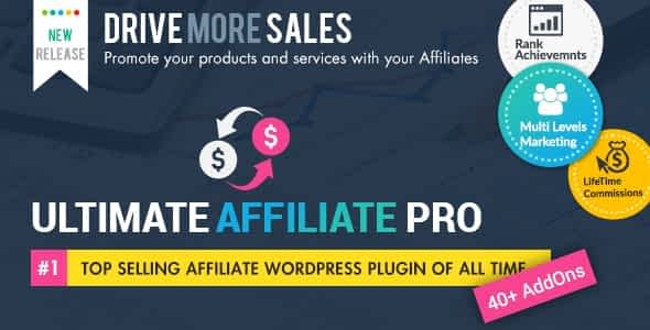 Ultimate Affiliate Pro WordPress Plugin free Download