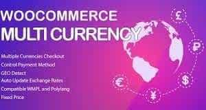 WooCommerce Multi Currency - Currency Switcher GPL Download