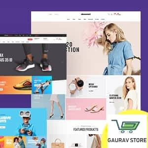 ekommart - All-in-one eCommerce WordPress Theme Latest Version