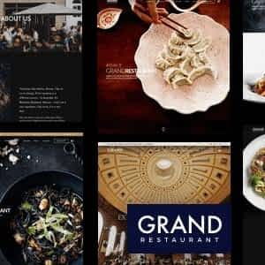 [Download Now] Grand Restaurant WordPress Theme Latest Version Download