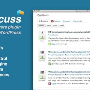 Sabai Discuss plugin for WordPress Latest Version Download