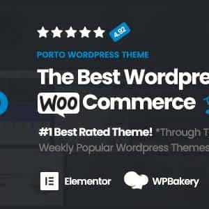 Porto | Multipurpose & WooCommerce Theme Latest Version Download