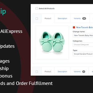 AliExpress Dropshipping Business plugin for WooCommerce (1)