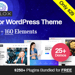 Phlox Pro - Elementor MultiPurpose WordPress Theme Download