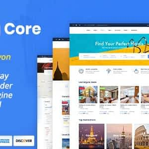 Booking Core - Ultimate Booking System PHP Script Download Latest Version