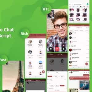 Latest Version Download WoWonder Android Messenger - Mobile Application for WoWonder Social Script Download
