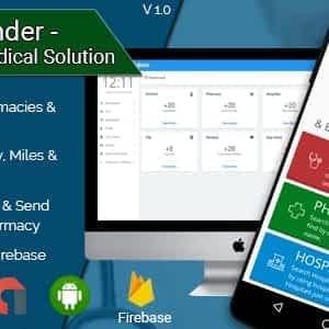 Doctor Finder - Complete Medical Solution Android Application Download