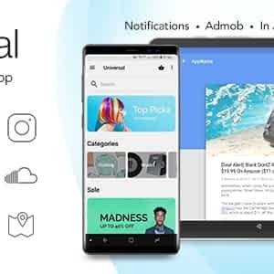 Universal - Full Multi-Purpose Android App Download
