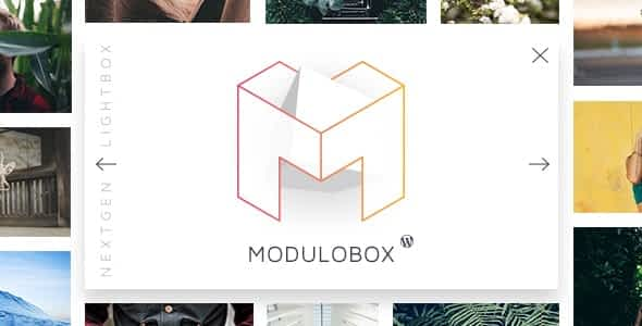 Downlaod ModuloBox - NextGen Lightbox Plugin for WordPress