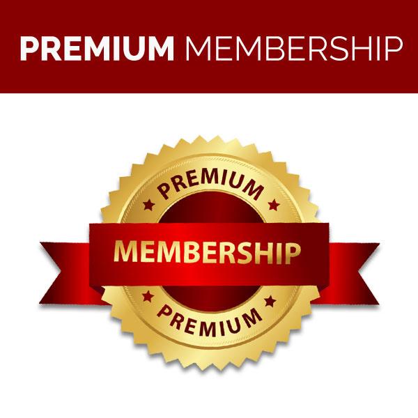 Premium Membership – One Month